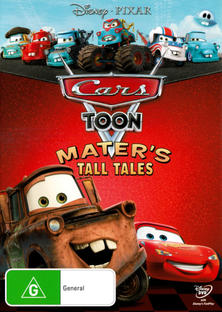Cars Toons