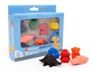 Micador Early Start Dino Crayons