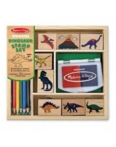 Dino Stamp Set