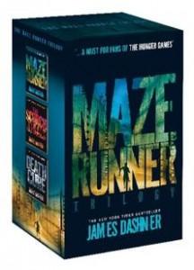 maze runner box set