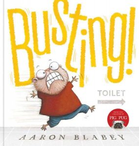 popular kid's books - busting