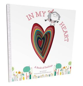 popular kid's books - in my heart