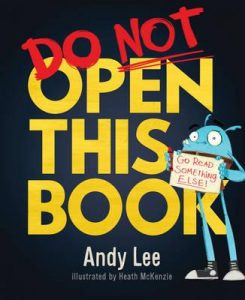 popular kid's books - do not open this book