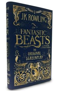 popular kid's books - fantastic beasts