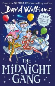 Top 10 Bestselling Kids Books The Midnight Gang Giftgrapevine Com Au