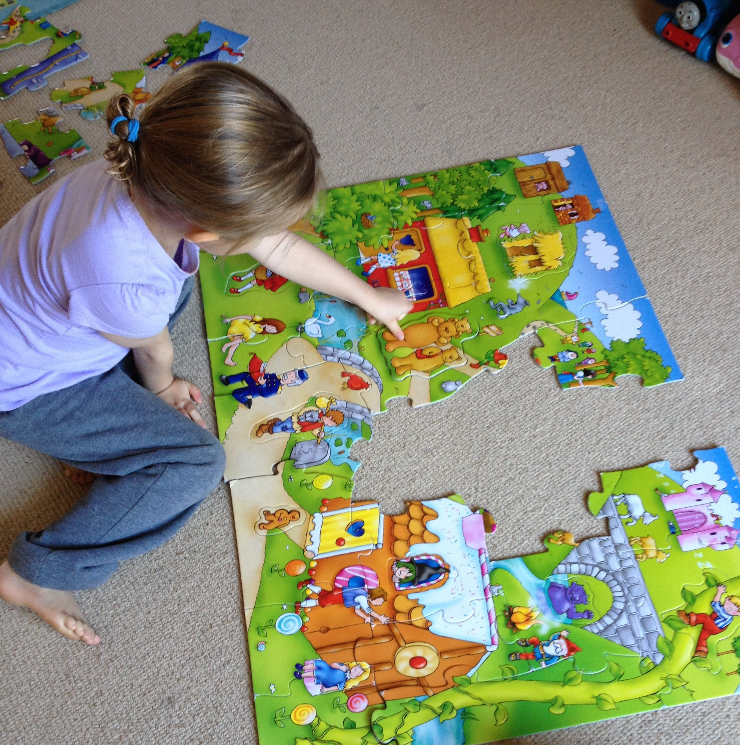 learning site puzzle puzzles floor construction giant