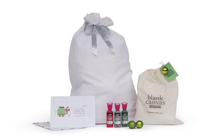 BCG santa sack