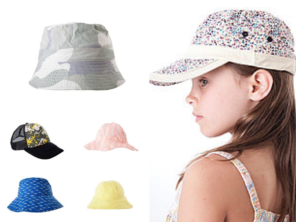 acorn hat collage