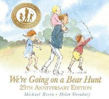 bear hunt - Gift ideas for 2 year olds - Gift Grapevine