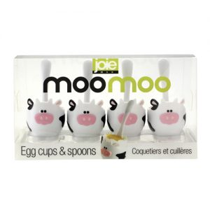 cow egg cups Gift ideas for 2 year olds - Gift Grapevine
