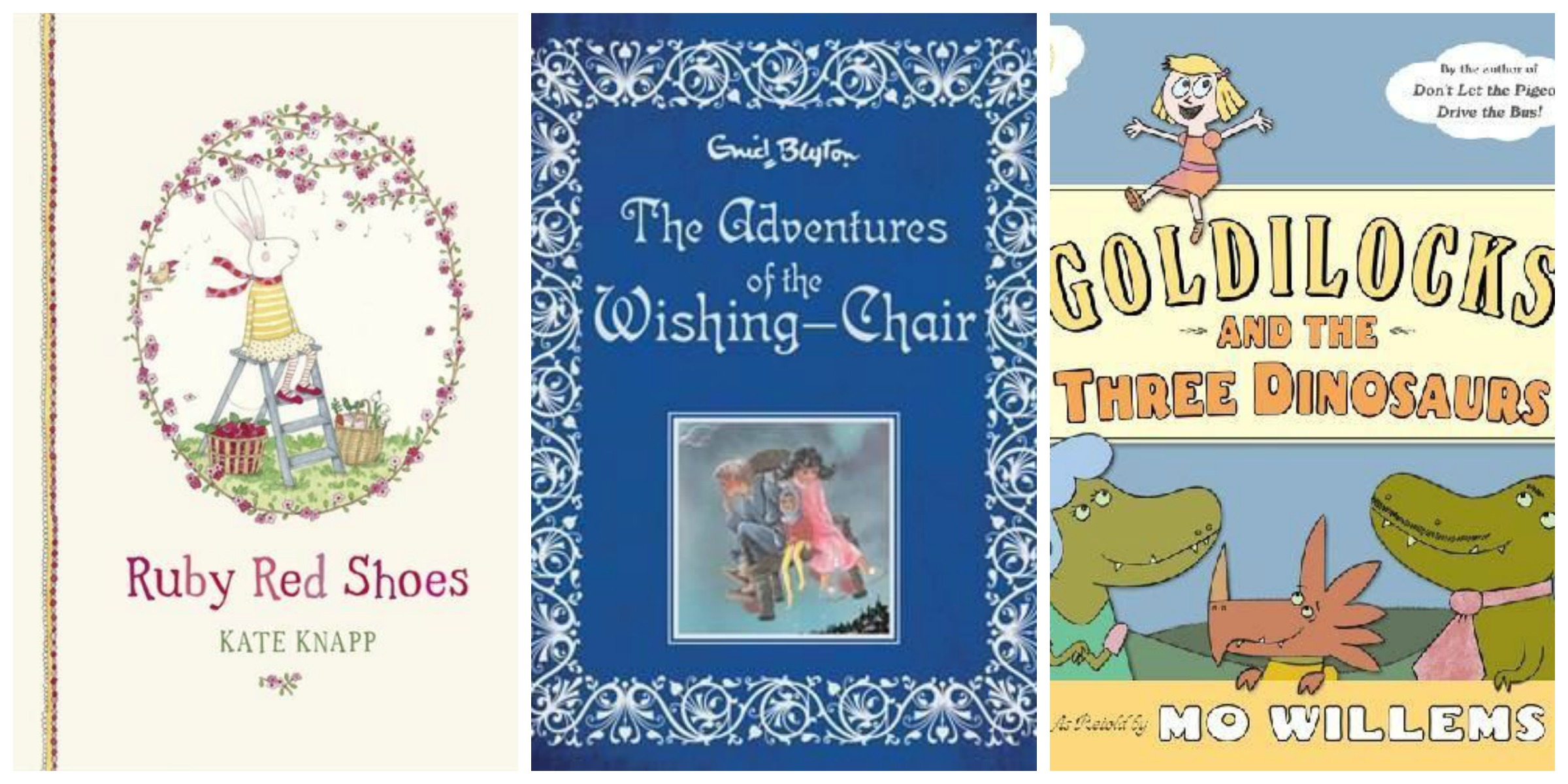 Great books for 4 – 6 year olds