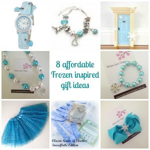 Frozen - Gift Guide for 3 year olds - Gift Grapevine