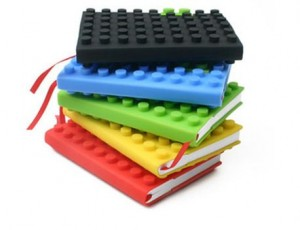 blocks notepad - Gift ideas for 7 to 9 year olds - Gift Grapevine