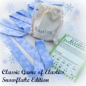 elastics - Gift ideas for 7 to 9 year olds - Gift Grapevine