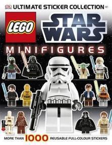 Lego star wars sticker book