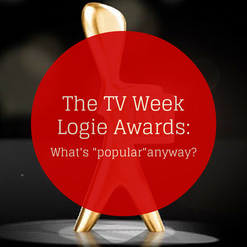 Logie Awards blog cover