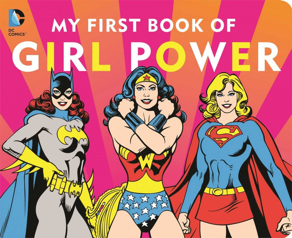 first book of girl power