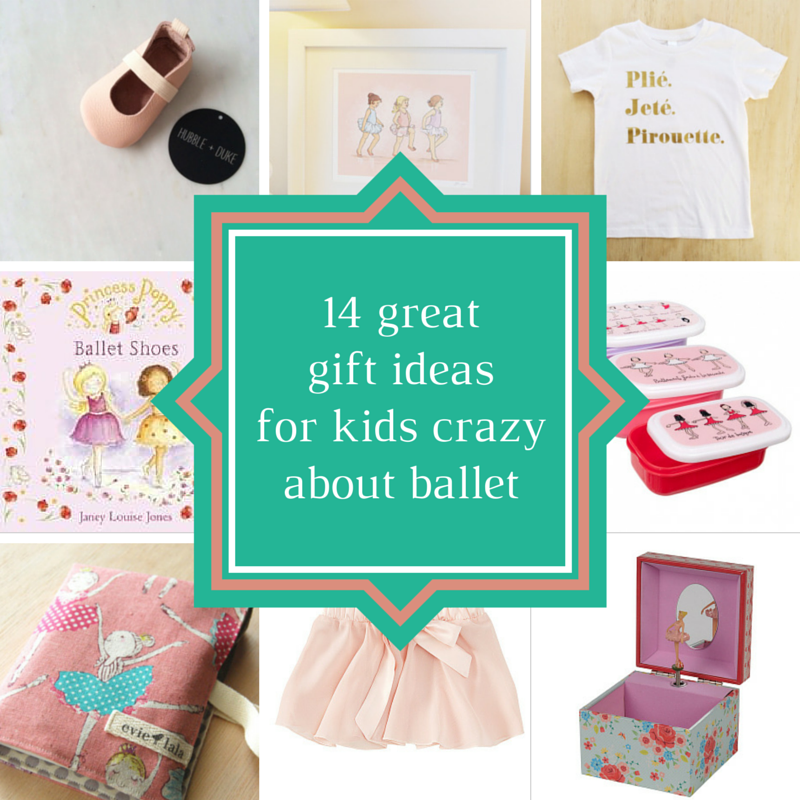 14 great gifts for ballet mad kids