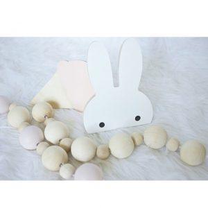 charlieandjae bunny wall hooks