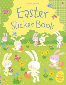 usborne easter sticker book