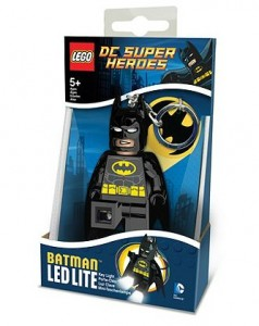 Batman keylight - LEGO gift ideas - Gift Grapevine