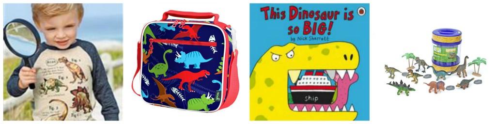 Dino gift ideas