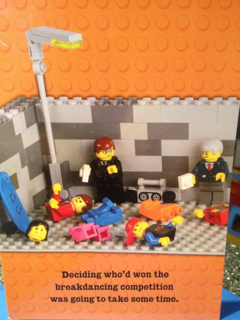 Lego Hallmark card - LEGO gift ideas - Gift Grapevine