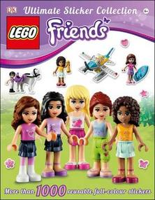 Lego friends sticker book - LEGO gift ideas - Gift Grapevine