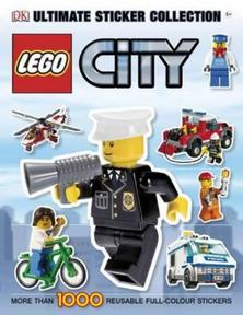 lego city sticker book - LEGO gift ideas - Gift Grapevine