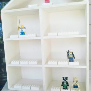 minifigure house - LEGO gift ideas - Gift Grapevine