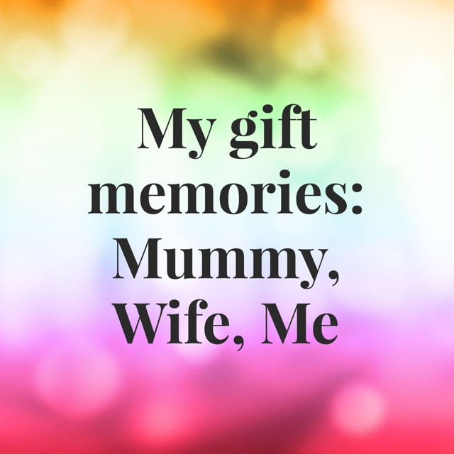 my gift memories