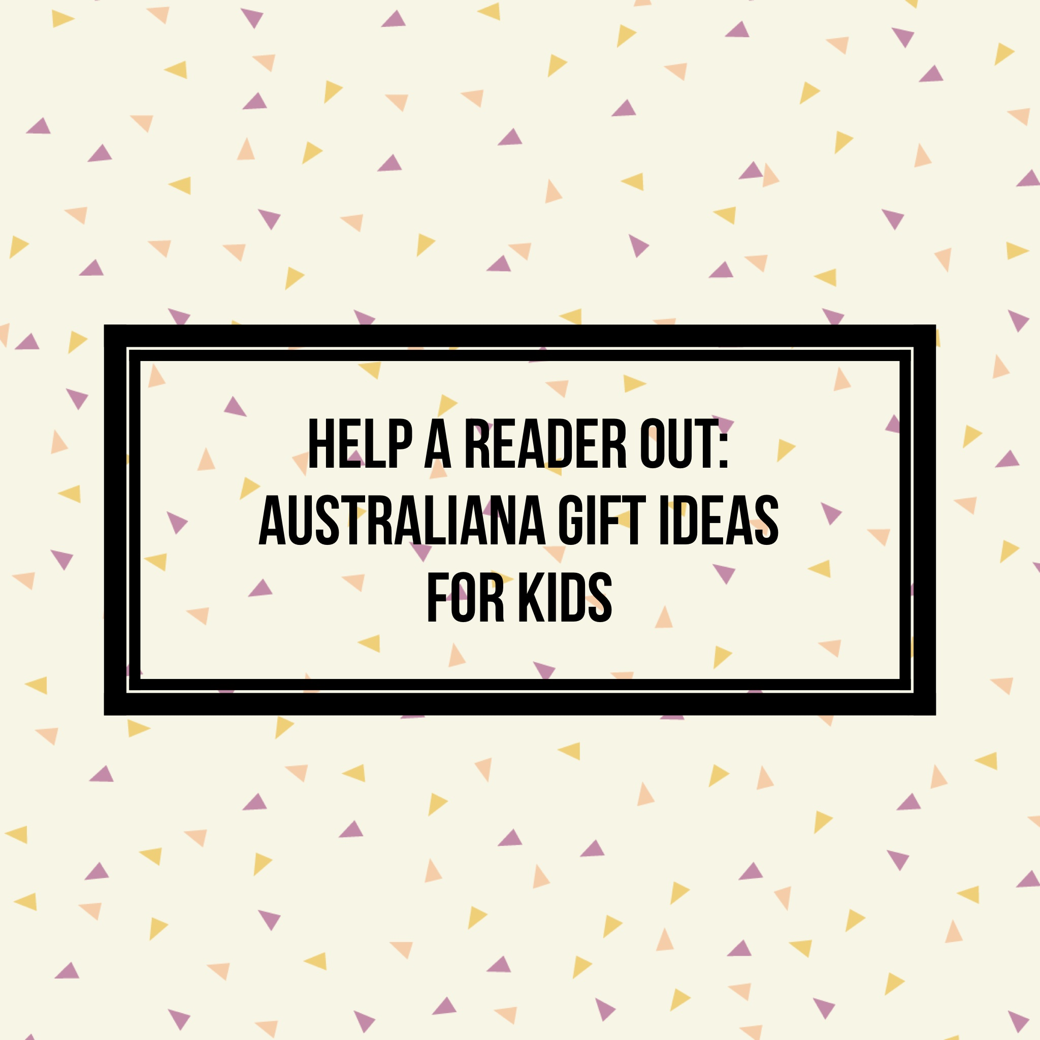 Baby Gift Ideas Australia : Great australian gift ideas for kids giftgrapevine