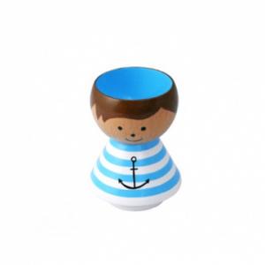 Lucie Kaas egg cup - sailor boy