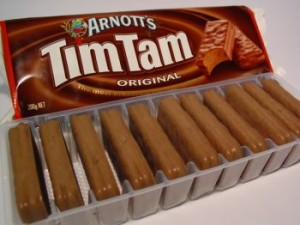 Australiana gifts - Tim Tams