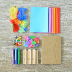 Seedling creative cardmaking kit