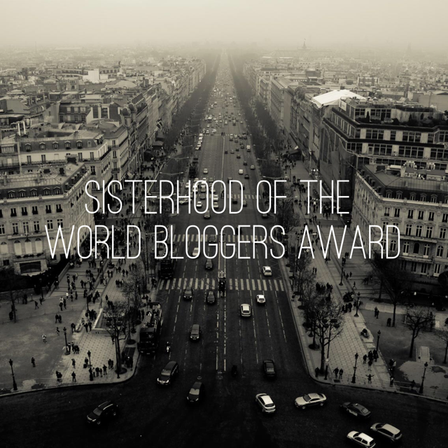 Sisterhood of the world blogger