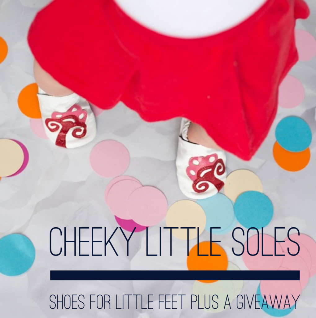 Cheeky Little Soles shoes for little feet