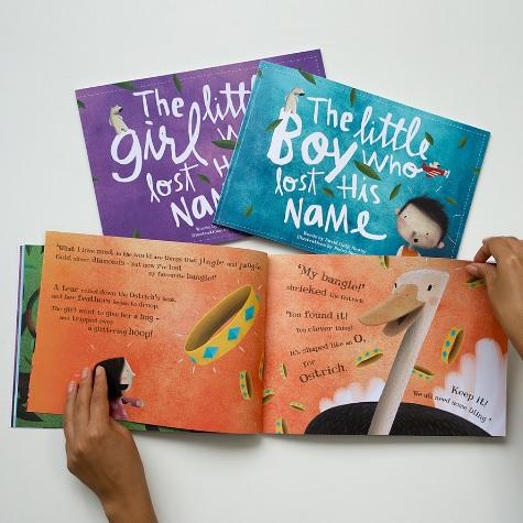 personalised books