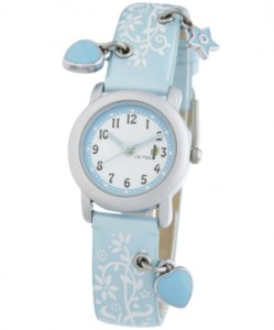 Cactus watch - charming blue