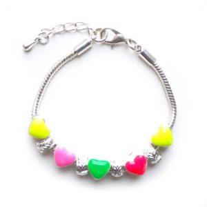 Lauren Hinkley summer charm bracelet