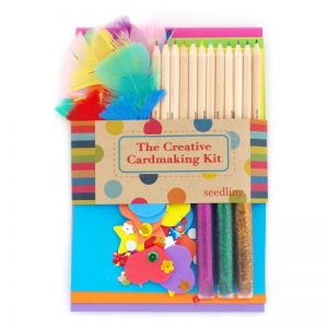 Seedling cardmaking kit