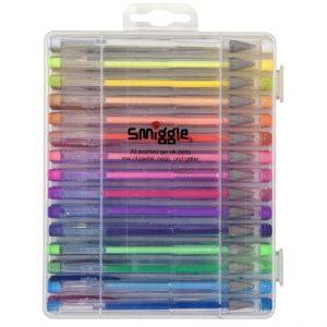 Smiggle gel pens