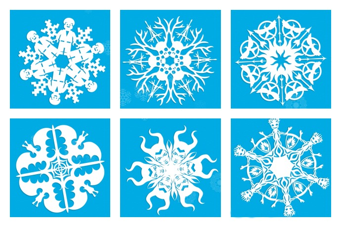cool-snowflake-patterns