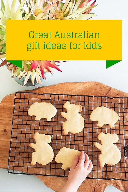 Great Australian gift ideas for kids