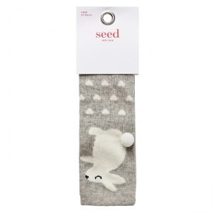 Seed kissing bunny socks - Easter gift guide for babies and kids - Gift Grapevine