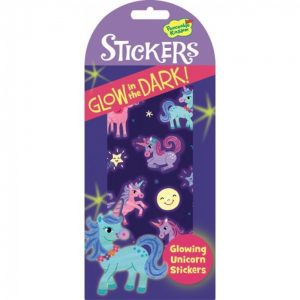 glow in the dark stickers - 15 gift ideas for kids crazy about unicorns - Gift Grapevine