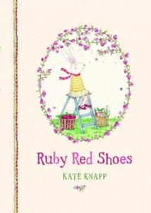 ruby red shoes - Easter gift guide for babies and kids - Gift Grapevine