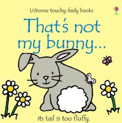 thats not my bunny - Easter gift guide for babies and kids - Gift Grapevine