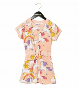 unicorn sweatdress - 15 gift ideas for kids crazy about unicorns - Gift Grapevine
