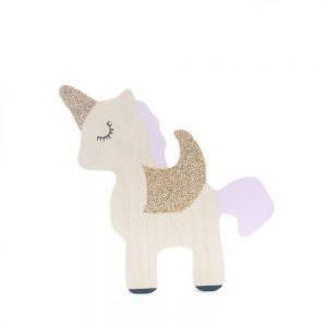 unicorn wall hook - 15 gift ideas for kids crazy about unicorns - Gift Grapevine